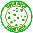Good luck — Stock Vector
