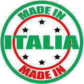 Made in Italy — Stockvektor