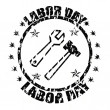 Labor day — Stock Vector #34944877