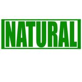 Natural — Vector de stock