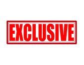 Exclusive — Stock Vector