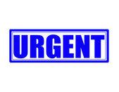 Urgent — Stock Vector