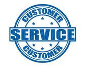 Customer service — Stock Vector