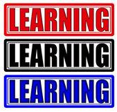 Learning — Stock vektor