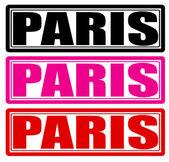 Paris — Stok Vektör