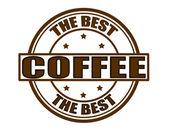 Meilleur café — Vecteur