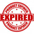 Expired — Stock Vector #37298429