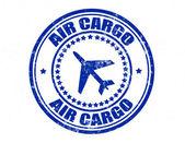 Air cargo — Stock Vector