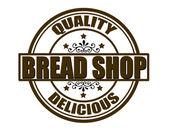 Bread shop — Stock Vector