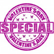 Valentine day special — Stock Vector