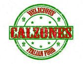 Calzones — Stock Vector