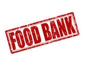 Food bank — Stock Vector