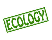 Ekoloji — Stok Vektör