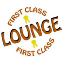 First class lounge — Stock Vector
