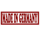 Made in Germany — Stock Vector