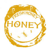 Fresh honey — Stock Vector
