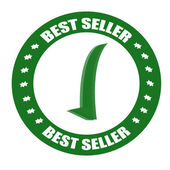 Best seller — Stockvektor