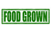 Food grown — Vecteur