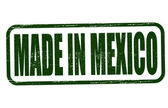 Made in Mexico — Vettoriale Stock