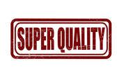 Super quality — Vettoriale Stock
