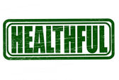 Healthful — Stock Vector