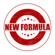 New formula — Stock Vector