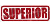 Superior — Stock Vector