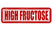 High fructose — Stock Vector