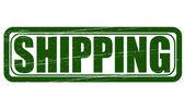 Shipping — Stock Vector