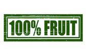 Obst — Stockvektor