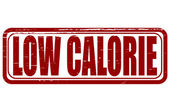Low calorie — Stock Vector