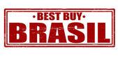 Brésil de Best buy — Vecteur