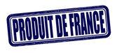 Produce of France — Stock vektor