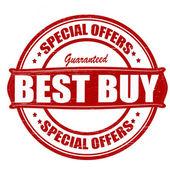 Best buy — Stockvector