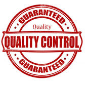 Quality control — Stock Vector