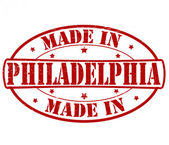 Made in Philadelphia — Stock Vector