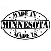 Made in Minnesota  — Stock Vector