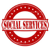 Social services — Stock Vector