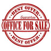 販売のためのオフィス — ストックベクタ