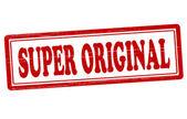 Super original — Stock Vector
