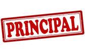 Principal — Stock Vector