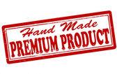 Premium products — Stock Vector