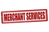 Merchant services — Stock Vector