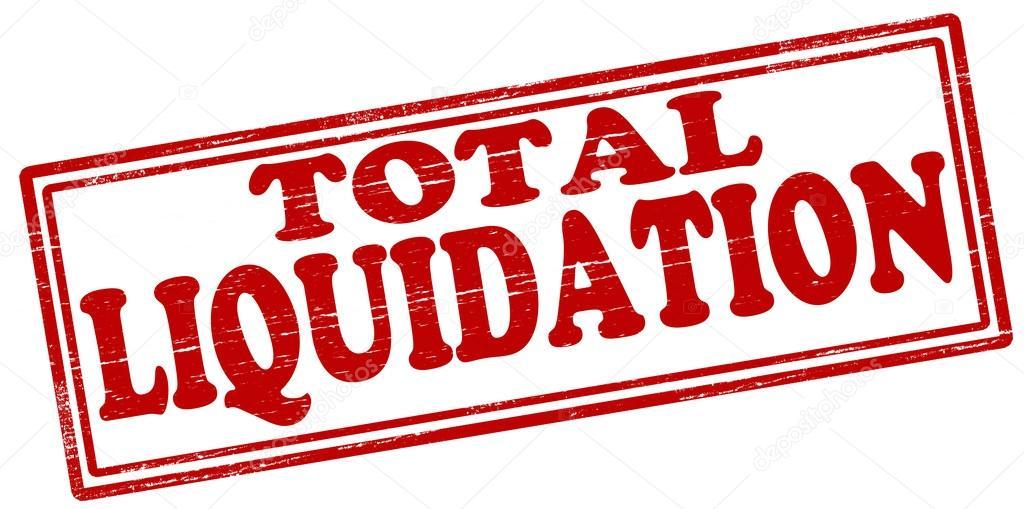 Liquidaci n total vector de stock 47123957 depositphotos for Muebles liquidacion total
