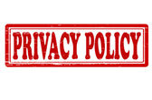 Privacy poliicy — Stock Vector