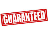 Guaranteed — Stock Vector