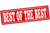 Best of the best — Stock Vector