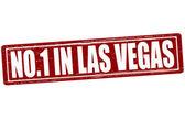 No one in Las Vegas — Stock Vector