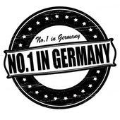 Nessuno in germania — Vettoriale Stock