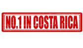 No one in Costa Rica — Stock Vector